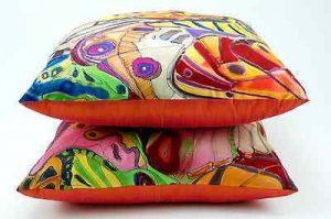 Somiko Harrington Pillow