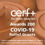 CERF+ Awards 200 COVID-19 Relief Grants