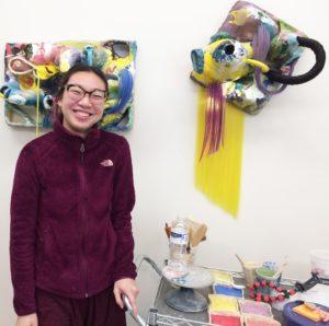 Disaster Buddy Artist Ling Chun