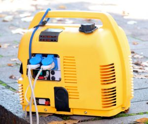portable generator power