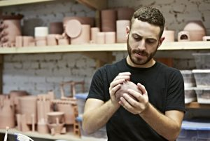 Ceramicist and Beneficiary Ben Medansky