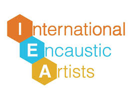 International Encaustic Artists logo