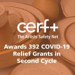 CERF+ Awards Second Round of COVID-19 Relief Grants