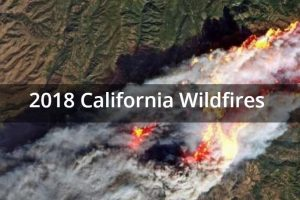 CERF+ Response to 2018 California Wildfires