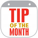 Tip of the Month Icon