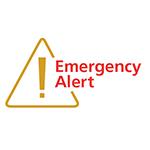 Tropical Storm Cindy Emergency Alert