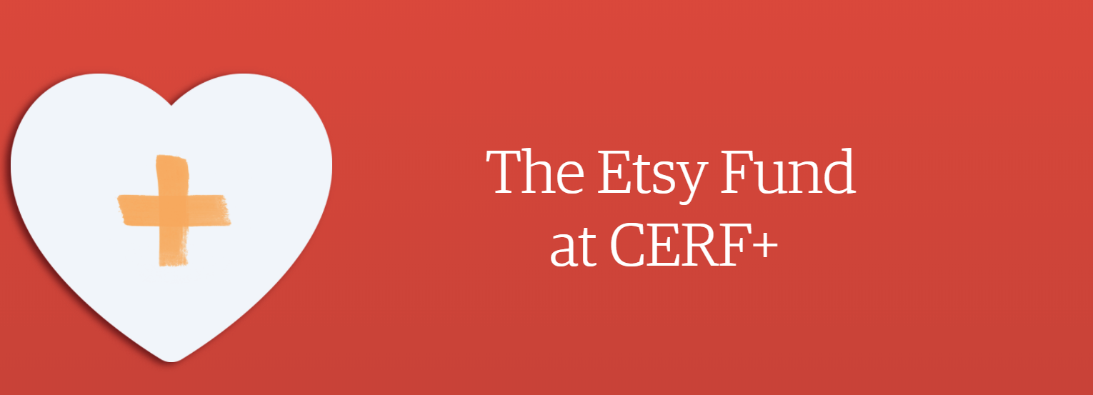 Etsy Fund at CERF+