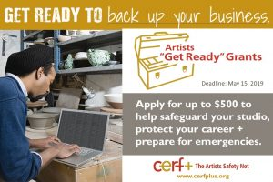 """Get Ready Grant"":  Application Deadline Coming May 15"