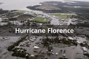 Hurricane Florence Devastates North and South Carolina