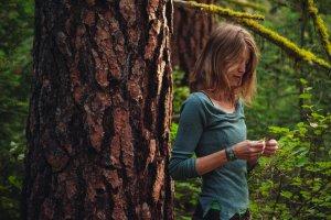 Portrait of April Hale