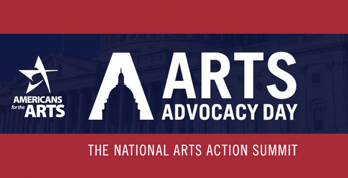 Arts Advocacy Day Logo
